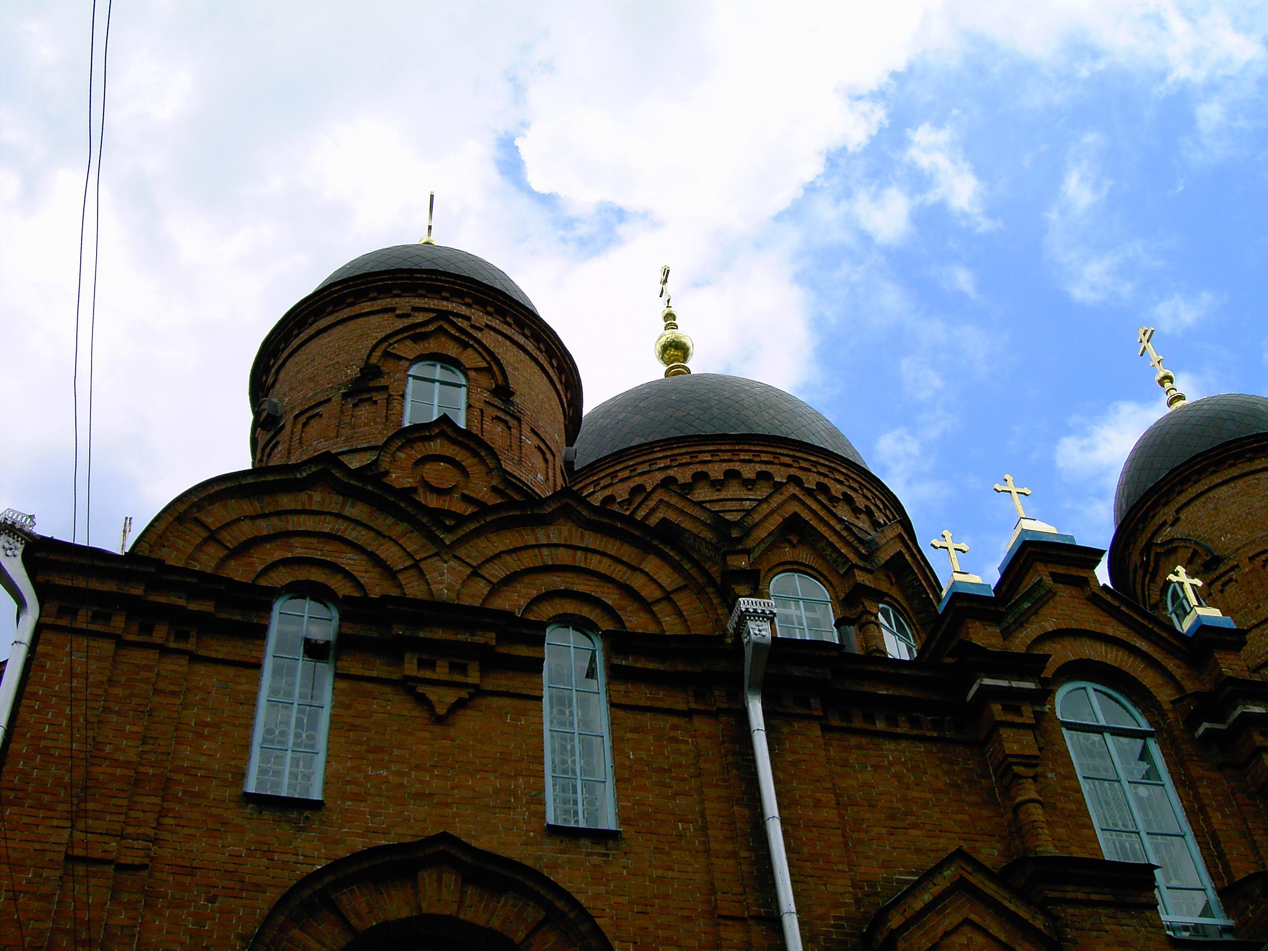 Успенский кафедральный собор г. Пенза